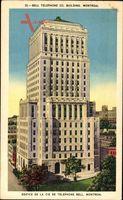 Montreal Québec Kanada, Bell Telephone Co. Building