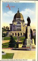 Montreal Québec Kanada, Saint Joseph Oratory, Memorial