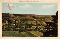 Gaspereaux Valley Nova Scotia, Panorama, Siedlung, Felder