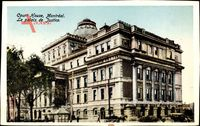 Montreal Québec Kanada, Court House, Le Palais de Justice