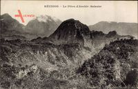 Réunion, Le Piton d'Achir, Salazie, Berggipfel, Gebirge