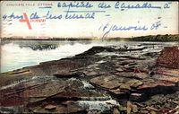 Ottawa Ontario Kanada, Chaudière Falls, Wasserfälle