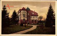Gamsen Kästorf Gifhorn Niedersachsen, Isenwald, Das Abstinenz Kurhaus