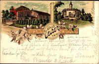 Oelber am weißen Wege Baddeckenstedt, Schloss, Haus C. Oppermann