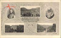 Friedrichroda in Thüringen, 30jh Stiftungsfest des Turnvereins 1906,Turnvater