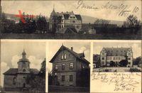 Salder Salzgitter in Niedersachsen, Verschiedene Hausansichten