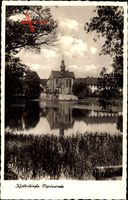 Hildesheim in Niedersachsen, Blick auf die Klosterkirche Marienrode