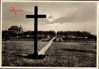 Wilhelmshaven in Niedersachsen, Ruhestätte der Skagerrakhelden, Friedhof