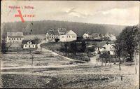 Neuhaus im Solling Holzminden im Weserbergland, Blick auf den Ort