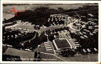 Dallgow Döberitz im Havelland, Blick auf das Olympische Dorf, Fliegeraufnahme
